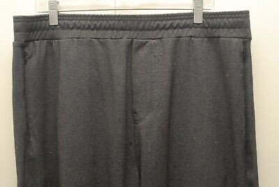 Public Rec charcoal All Day Every Day athletic pants 40x32