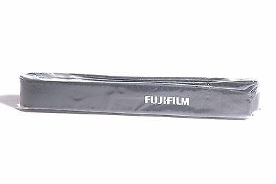 NEW Fujifilm Genuine Black / White Camera Neck / Shoulder Strap