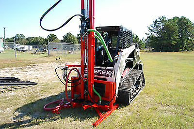 Water Well Drilling Rig Pump Deep Borehole Drill Equipment Diy Tool Rock Bit