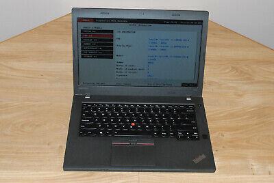 Lenovo ThinkPad T460p 6th Gen Core i5-6440HQ 256GB SSD 16GB 1920x1080 FHD Laptop