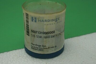 New Hardinge S16 Semi-hard Emergency Collet Pad