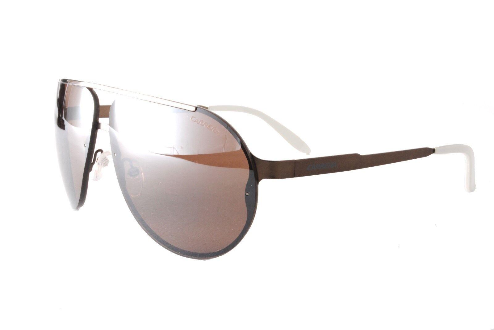cd0733ef07 Carrera Sunglasses Carrera 90S J8P8G Matt Brown Silver Brown