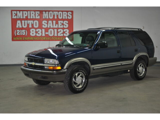 Imagen 1 de Chevrolet Blazer blue