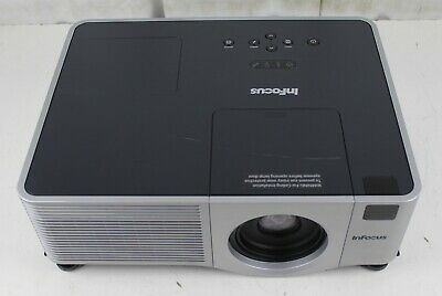 InFocus IN5102 Projector 3054 Hours 4,000 ANSI Lumens Max Resolution 1600x1200