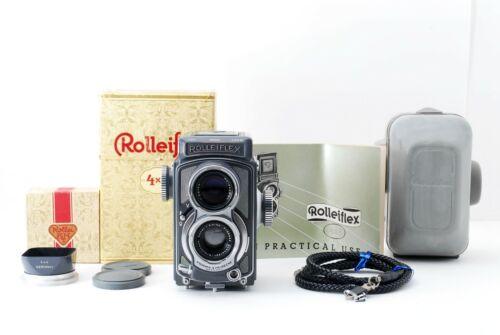 """Rare"" ROLLEIFLEX Baby 4x4 Glay Schnieder Xenar 60mm f/3.5 Lens ""Exc+++"" Japan"