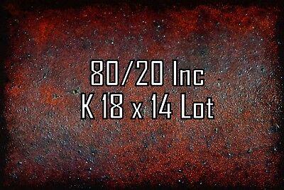 8020 T Slot Aluminum Extrusion K 18 X 14 N Lot