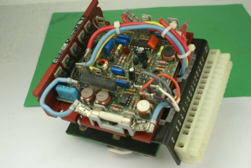 KB ELECTRONICS KBPB-225 240 VAC DC MOTOR SPEED CONTROL UNTESTED