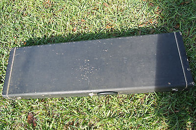 LONG SCALE HARD SHELL ELECTRIC BASS GUITAR CASE!!! LOT #C732