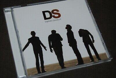 """DJINN SAOUT """"De L'ombre à La Lumière"""" CD / DS - 2015"""