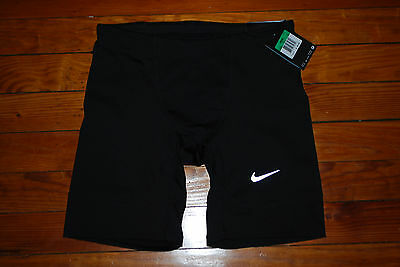 f8658ea9effc9 NEW Nike DriFit Reflective Black and Silver Compression Running Shorts  (X-Large)