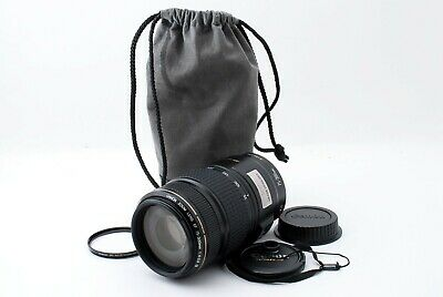 Excelllent Clear lens Canon EF 75-300mm f/4-5.6 IS USM w/ genuine bag from Japan