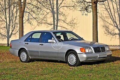Mercedes Benz W 140,  400 SE TOP Sammlerustand, nur 96744 Km, (48)