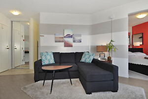 Ocean View One Bedroom Suite- English Bay (Cat Permitted)
