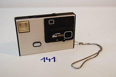 C141 Appareil photo - Kodak disc 4000 - vintage - 1983