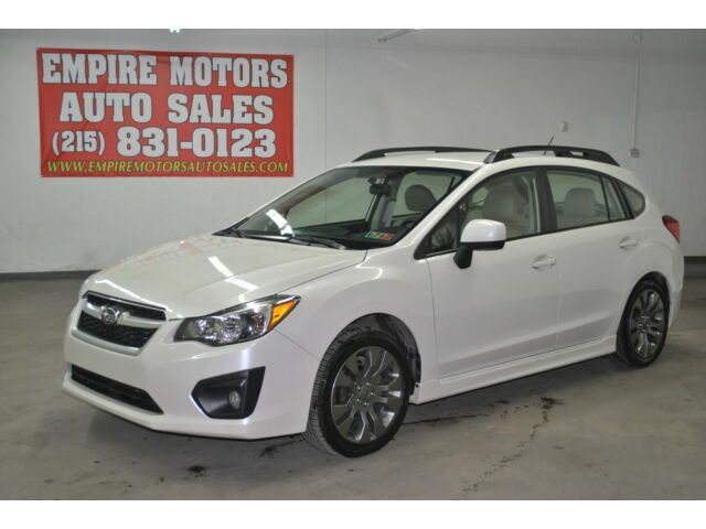 Image 1 of Subaru: Impreza White