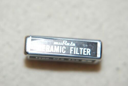 Murata CFS-455E 5.5KHz bandpass filter 2pcs