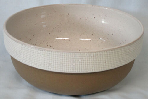 """Midwinter by Wedgwood Hopsack Serving Bowl 8"""""""