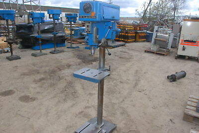 Clausing Model1644 Drill Press 208-230460 Volts Inv29566