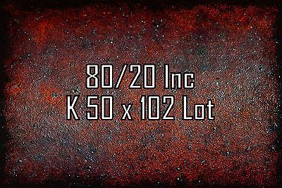 8020 T Slot Aluminum Extrusion K 50 X 102 N Lot