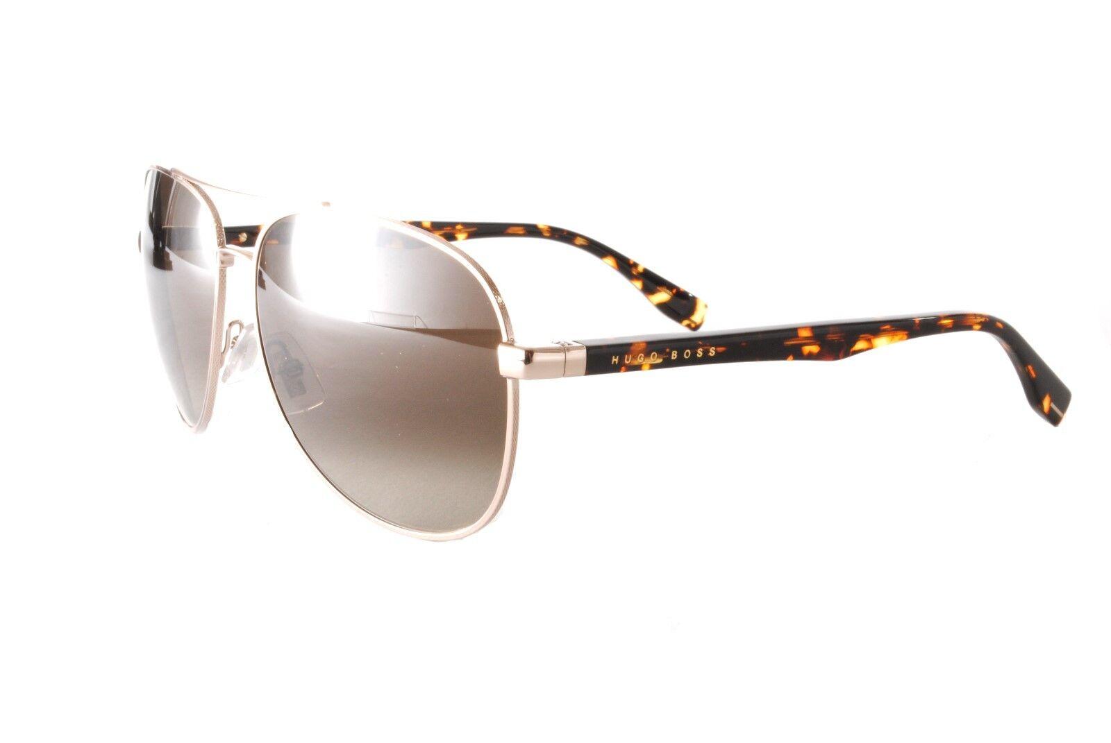 cff1d5fed Detalles acerca de Hugo Boss Gafas de sol Boss 0700S J6XHA ltgoldhavspd oro  La Habana Marrón Degradado- mostrar título original