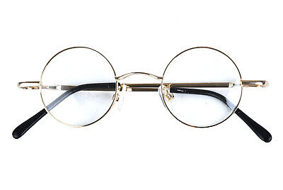 Round Spring Hinge Children Kids Eyeglass Frame For a Small Face (Eyeglass For Round Face)