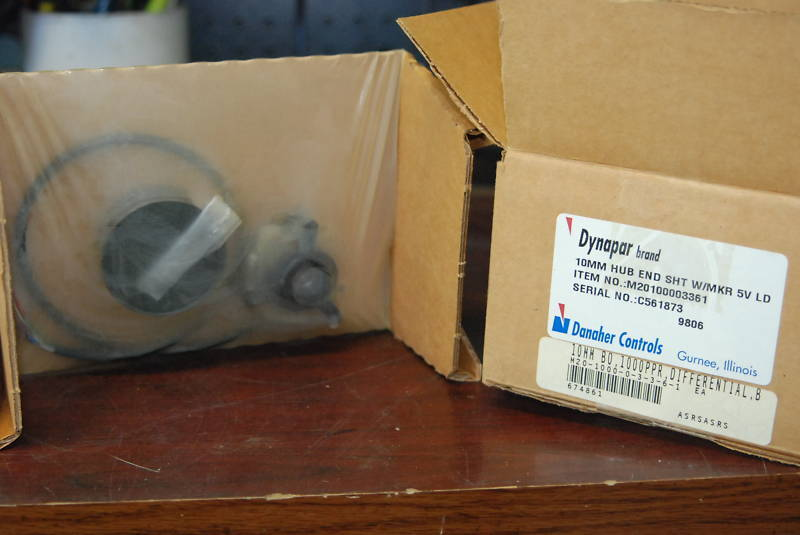 Danaher Controls M20100003361 Differential Cont. NEW
