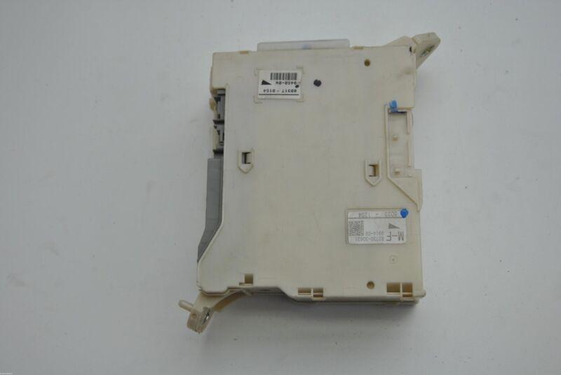 LEXUS GS 450h 2010 RHD FRONT INTERIOR FUSE BOX 82730-30631