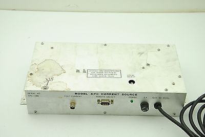 Varian Xpc-196 Current Source .5a 120v 50-60hz