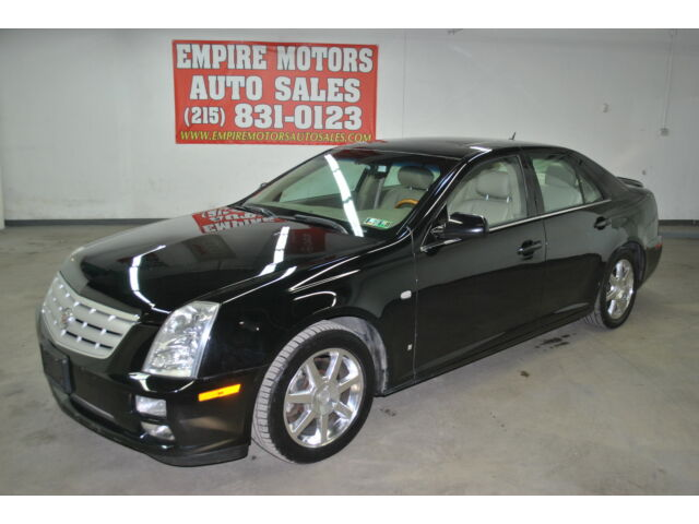 Image 1 of Cadillac: STS Black