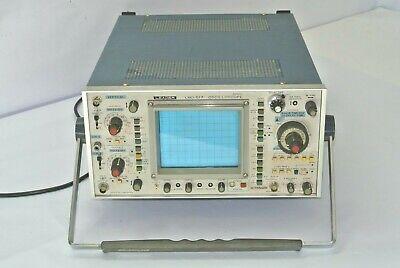 Leader Lbo-517 50mhz Dual Trace Oscilloscope