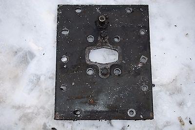 Center Chaincase Cover Part Number 6706042 Bobcat 751 Skid Steer Loader
