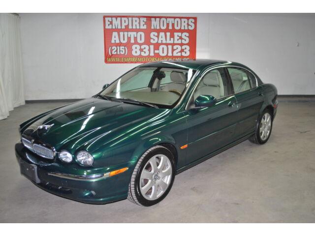 Imagen 1 de Jaguar X-type green