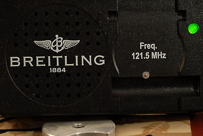 BREITLING EMERGENCY OR EMERG MISSION BATTERY SERVICE & CASE/BRACELET POLISH $169
