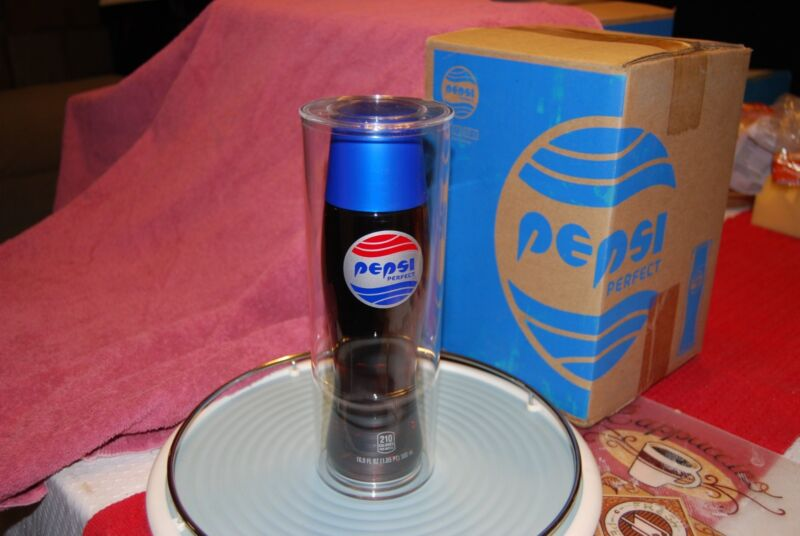 Pepsi Perfect: October 21, 2015 Back to the Future Bottle (Limited Edition)