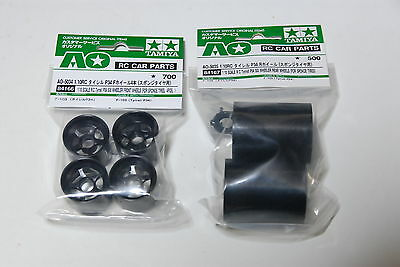 TAMIYA 1/10 P34 Tyrrell front and rear wheel set for sponge tire