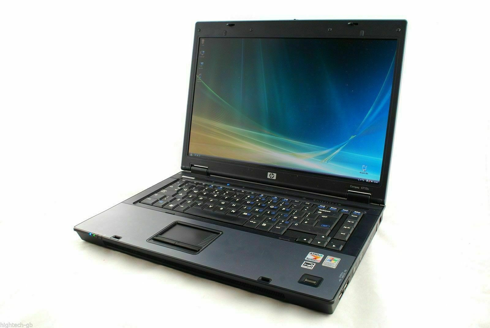 ???? ????pc ordinateur portable hp compaq 6716b ecran 15'4 320go ram 3go config ok