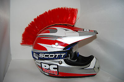 Pc Racing Motorcycle Helmet Mohawk Mohawk  9 Colors To Choose