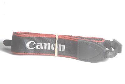 """Canon EW-400D 1 1/4"""" x 52"""" Camera Neck Strap For EOS Rebel 1300D / T6"""