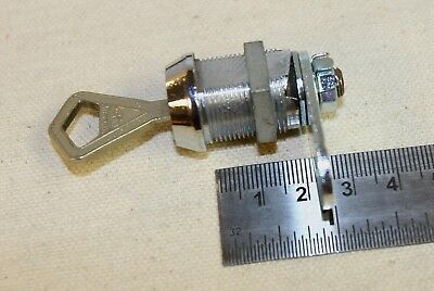 Abloy 78 Long Cam Lock W 1 Key 1 Cam Tongue For Tool Box Drawer Cabinet