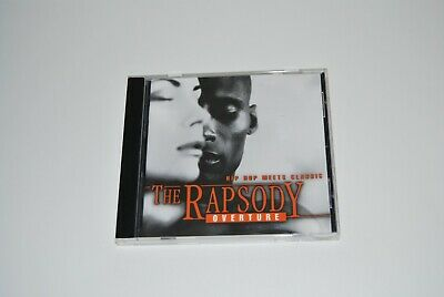 Cd - The Rapsody Overture - Hip Hop meets Classic -  Album -