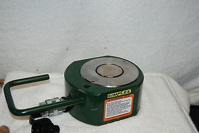 Simplex Rfs-75 75 Ton Hydraulic Cylinder Flat Pac Mint