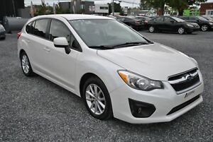 2014 Subaru Impreza HATCH AWD A/C MAGS BLUETOOTH