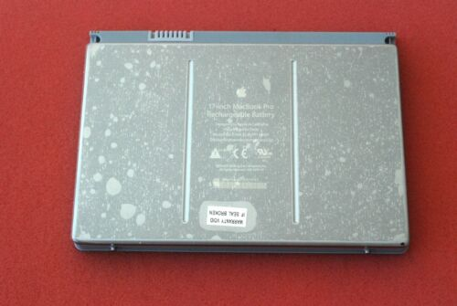 "New Genuine 2006 - 2008 Apple MacBook Pro 17"" Battery A1189 (677Y)"