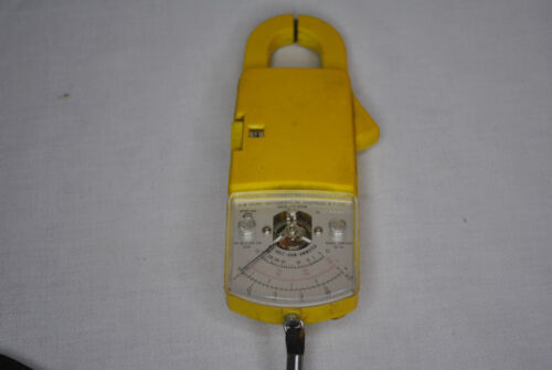 SPERRY SNAP-6 Clamp-On Ammeter/Voltmeter model OHM-525