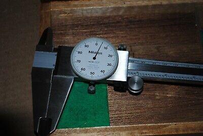 Mitutoyo 12 Inch Dial Caliper No 505-645-50 D12t