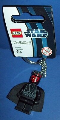 Lego Keychain   Star Wars Mini Figure Key Chain    Darth Maul 850446