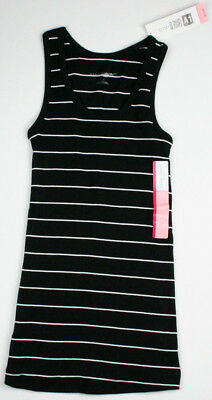 NEW Liz Lange Maternity Tank Top Black White Shirt Cotton NWT Shirt Top Size XS