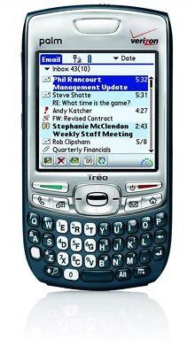 Palm Treo 755p Smartphone - Black Palm Handy