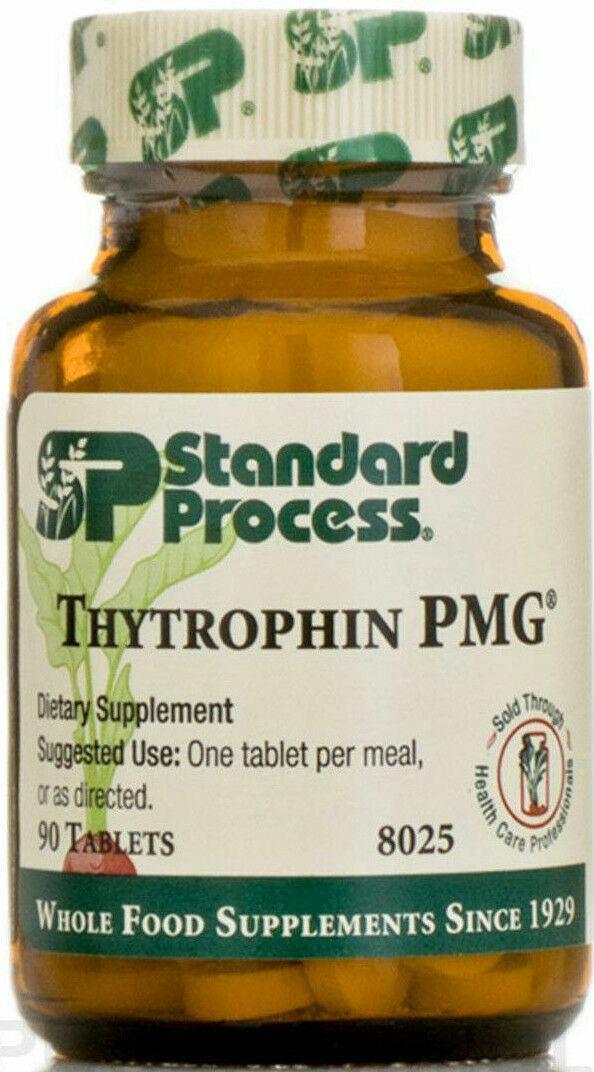 Standard Process - Thytrophin PMG 90 Tabs - BRAND NEW