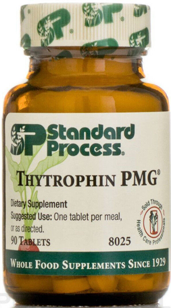 Standard Process THYTROPHIN PMG 90T * Exp 11/2022 * SHIPS FREE WITHIN 24 HOURS! 2